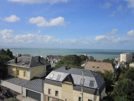 Appartement à Sainte Adresse, 580€