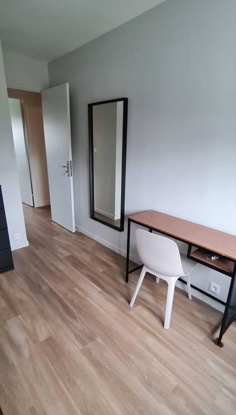 Chambre à Le Havre, 122€
