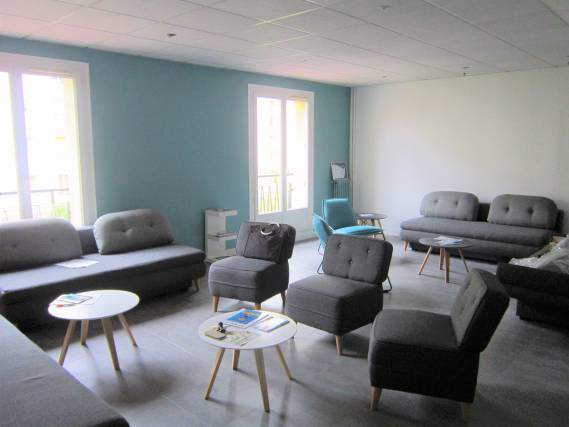 Chambre à Le Havre, 470€
